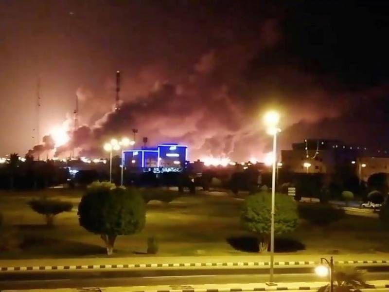 UN Secretary General condemns drone attack on Saudi oil facilities