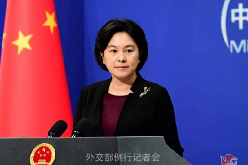 China hopes peaceful resolution of Kashmir dispute as per UN Charter