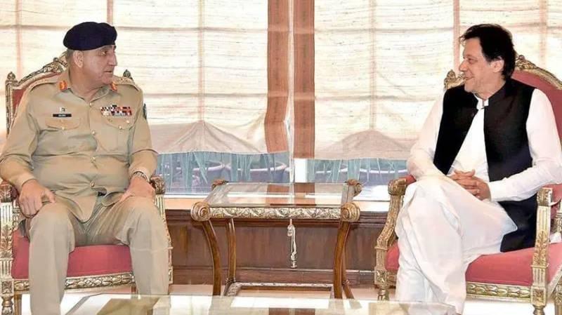 COAS Bajwa calls on PM Imran to discuss regional environment, Kashmir situation