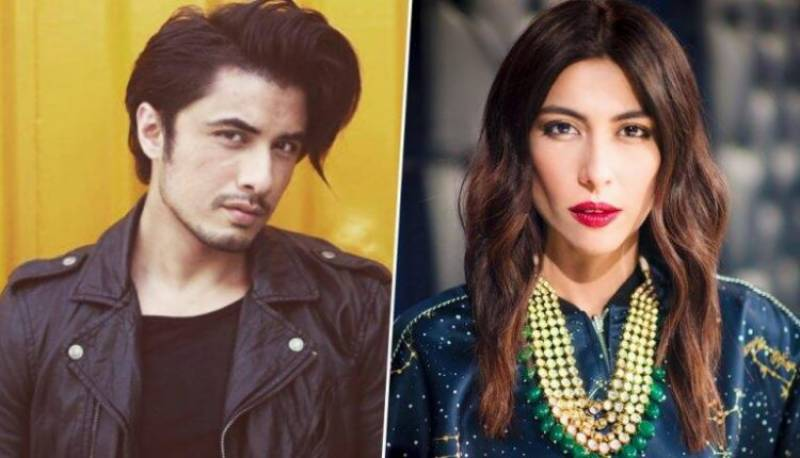 Meesha Shafi files Rs20m lawsuit against Ali Zafar