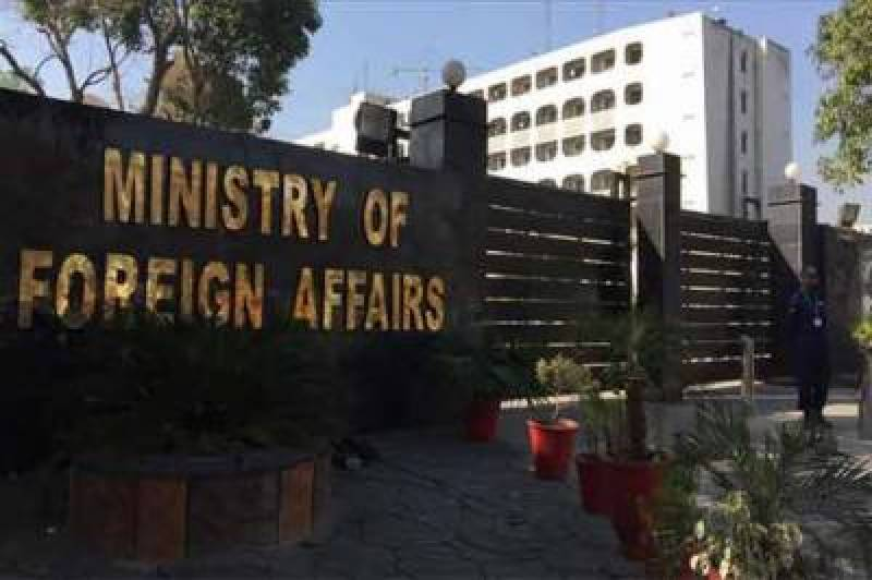 Pakistan rejects inflammatory and irresponsible Indian statements on AJ&K
