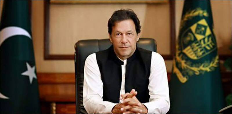 PM Imran breaks ground for Prefabricating Housing Project