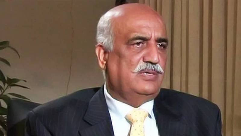 PPP's Khursheed Shah arrested by NAB for making assets beyond means