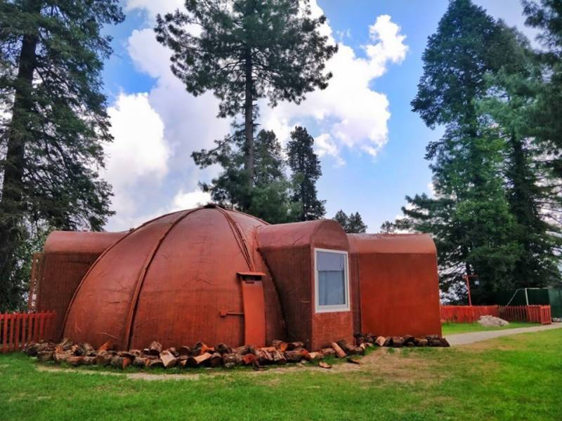 These Nathiagali's camping pods will leave you in awe