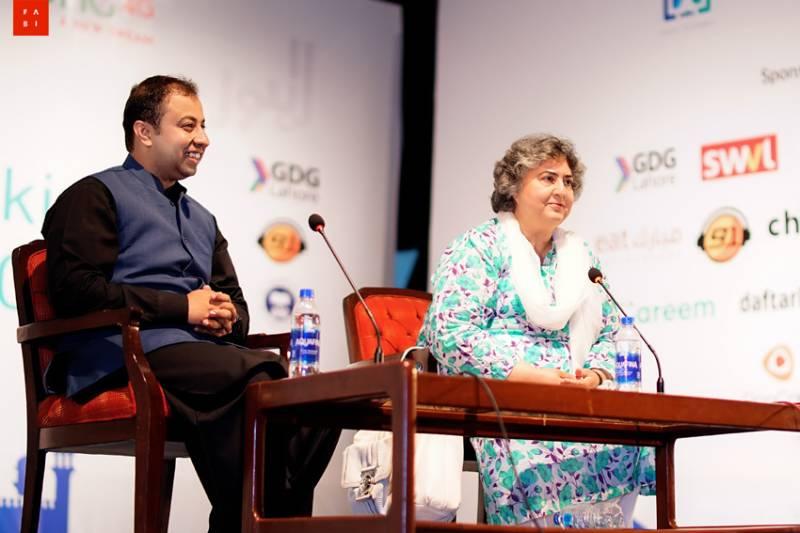 Women TechMakers Public Speaking Workshop aims to empower Pakistani workforce
