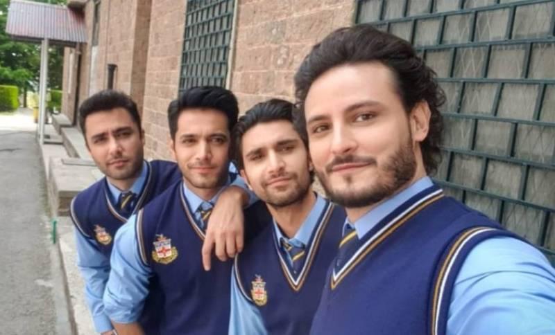 'Good luck to team Ehd e Wafa': DG ISPR