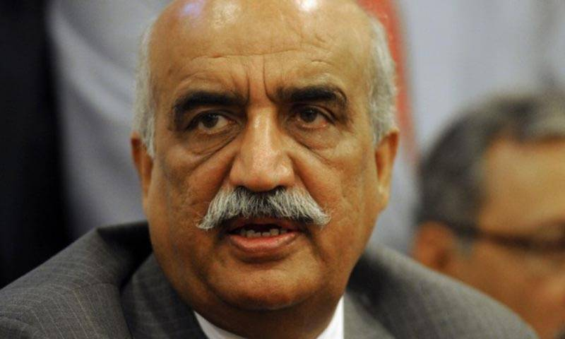 Khurshid Shah remanded into NAB custody for 9 days in assets beyond means