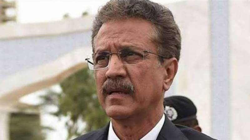 Mayor Karachi Waseem Akhtar's passport confiscated