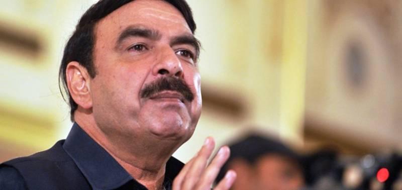 No one to support Fazlur Rehman against govt: Sh Rashid