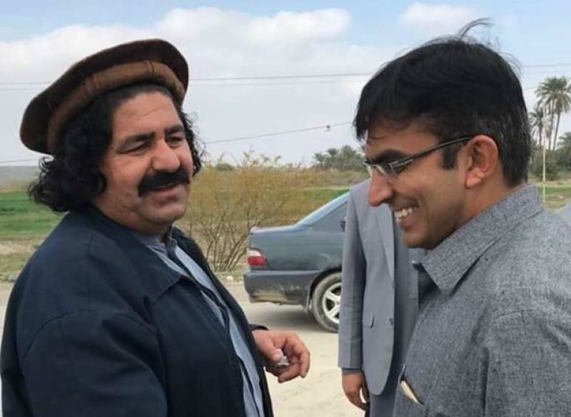 Pashtun lawmakers Mohsin Dawar and Ali Wazir released from jail on bail