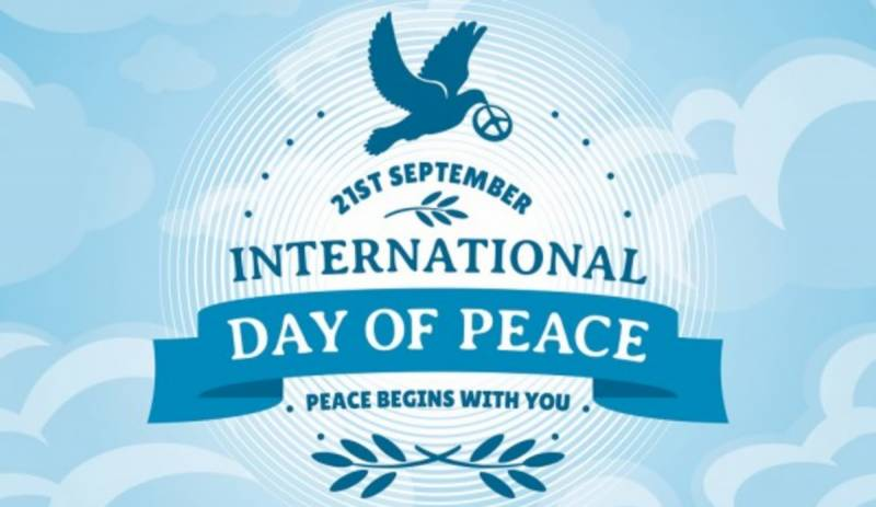 World observes International Day of Peace