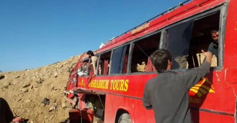 10 Pakistani soldiers among 27 confirmed dead in Chilas bus crash
