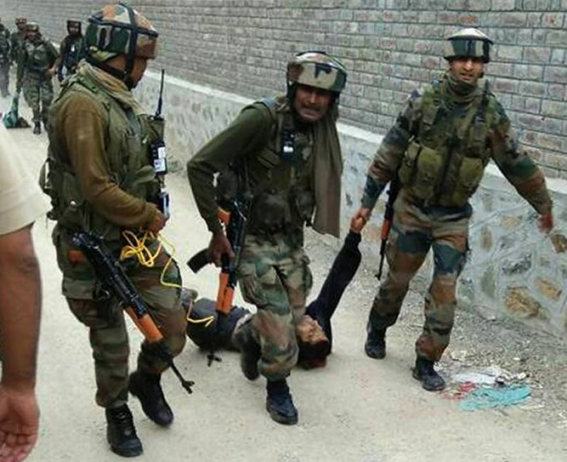 Indian torture at army camp claims Kashmiri teen's life in Pulwama