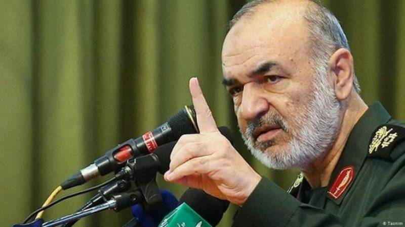 Iran will fight until full destruction of any aggressor: Revolutionary Guards
