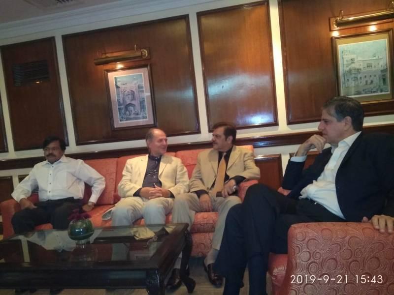Italy to ensure proper treatment and rehabilitation of special Pakistani children, says Ambassdor Stefano Pontecorvo