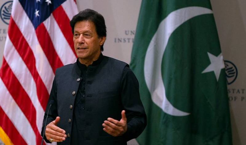 PM Imran in New York to lead Pakistan delegation at UNGA session