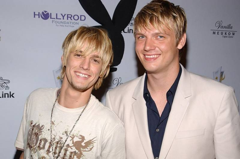 Aaron Carter accuses his brother nick of sexually assaulting a 91-year-old woman