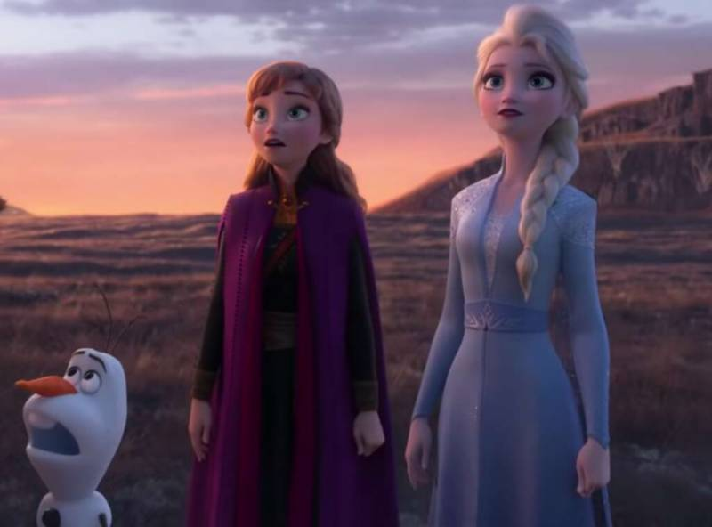 Frozen 2's official trailer is finally out