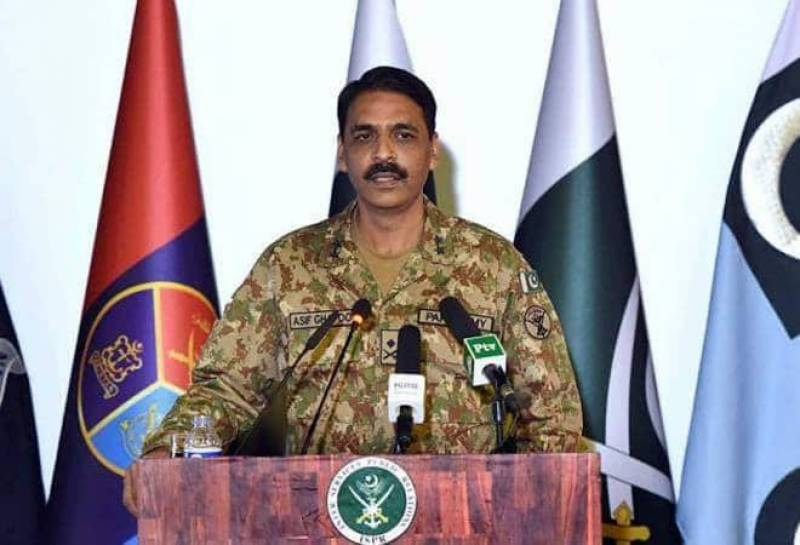 Indian claims of alleged terror camps pretext for a false flag operation: ISPR