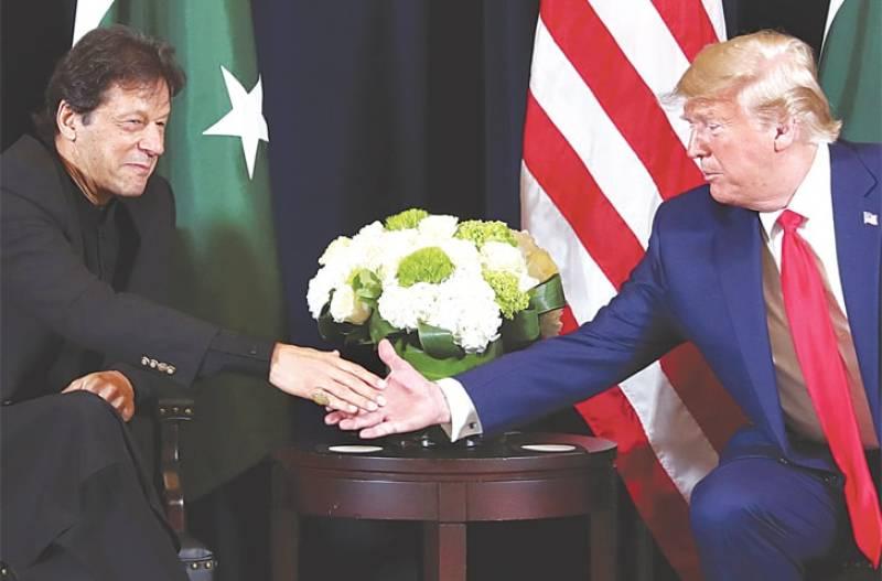 PM Imran appreciates Trump's offer to mediate on Kashmir issue