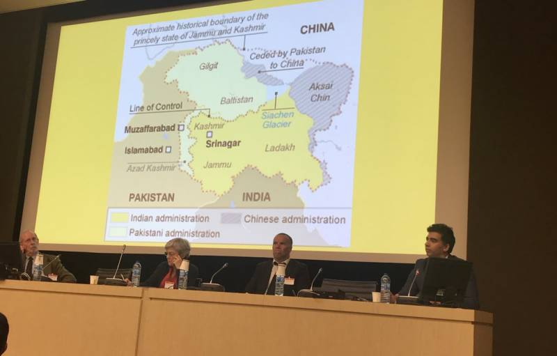 First-ever conference on Kashmir in French Parliament stresses resolution of world's oldest conflict