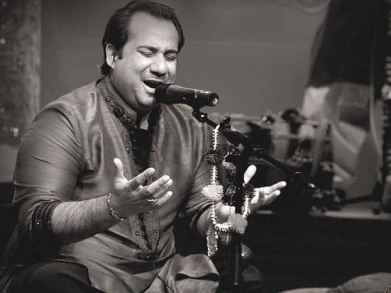 Indian association pressurizes promoters to cancel show with Rahat Fateh Ali Khan