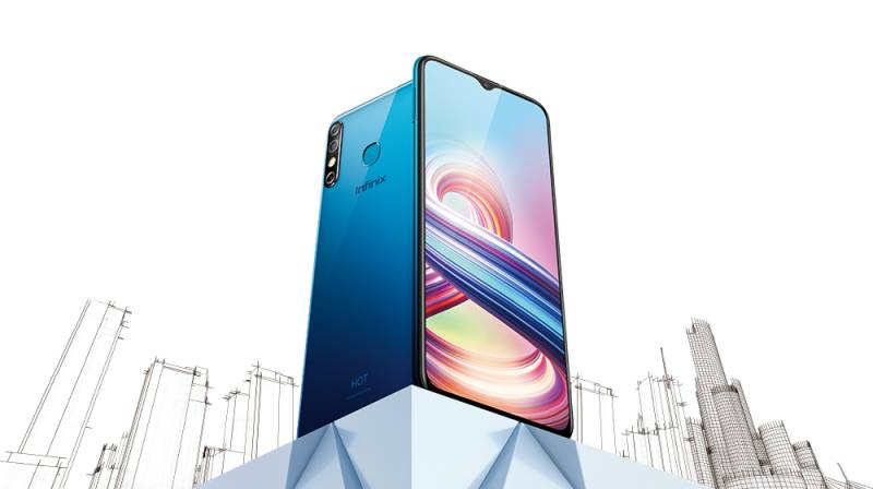 Infinix all set to launch its most anticipated Hot 8 smartphone with a BIG battery in Pakistan