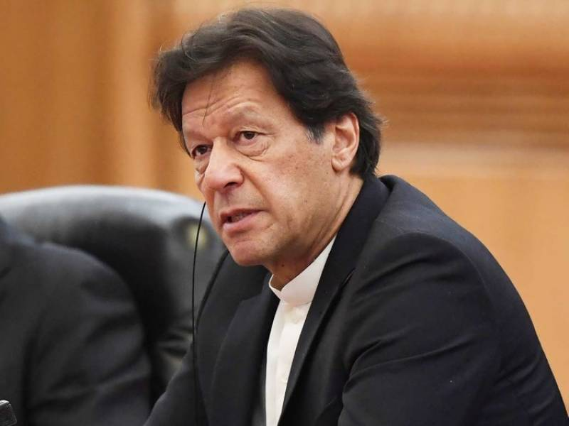 Over 8 million innocent Kashmiris besieged by Indian forces in occupied Kashmir: PM Imran