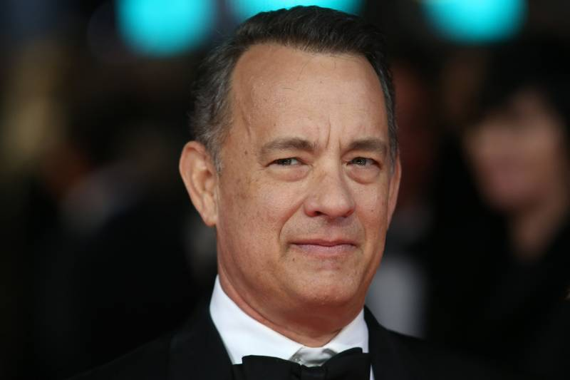 Tom Hanks to receive lifetime award at Golden Globes