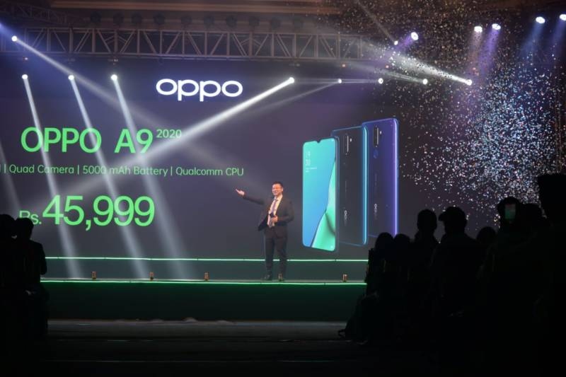 Get your hands on OPPO A9 2020 starting 28th September 2019