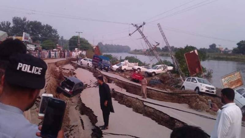 Mirpur earthquake death toll rises to 39; over 800 injured