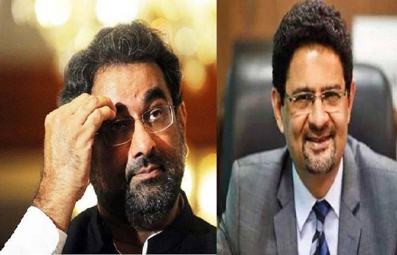 Shahid Khaqan Abbasi, Miftah Ismail sent to jail on judicial remand in LNG case