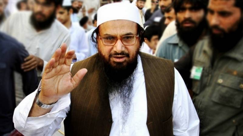 UNSC allows Hafiz Saeed to use his personal bank account