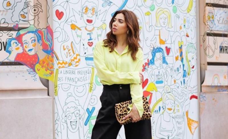Bonjour Paris! Mahira Khan arrives at the fashion capital with L'Oreal Pakistan