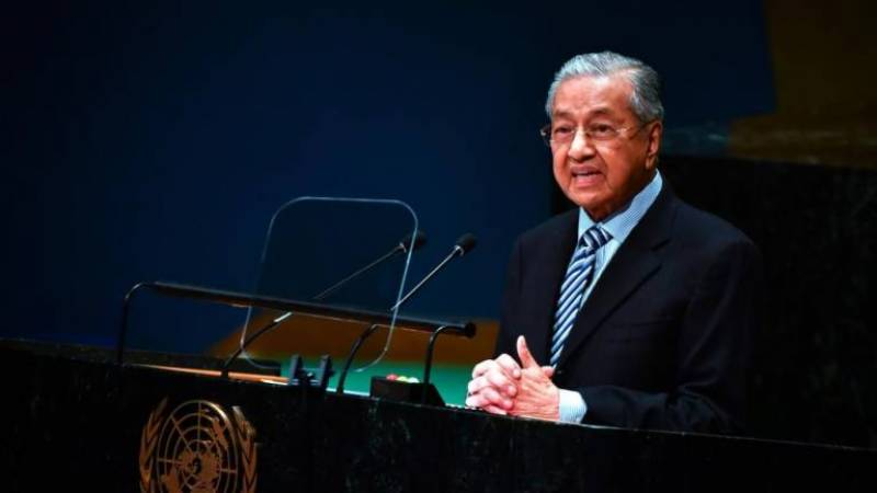 'Invaded and occupied': Mahathir Mohamad calls out India over Kashmir crisis