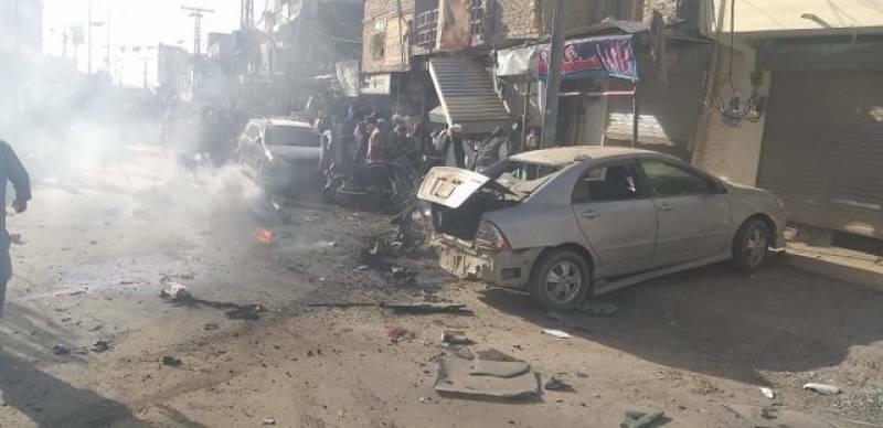 JUI-F leader among 3 killed, 17 injured in Chaman blast