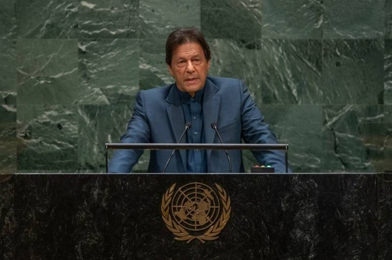 Message conveyed successfully, says PM Imran as UNGA tour concludes
