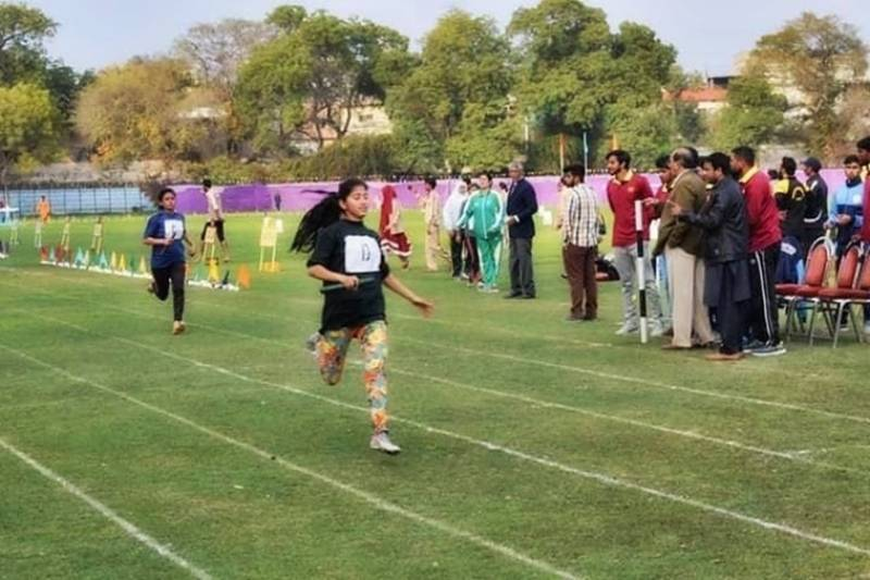 37 males, 33 females athletes short-listed for Athletic Camp