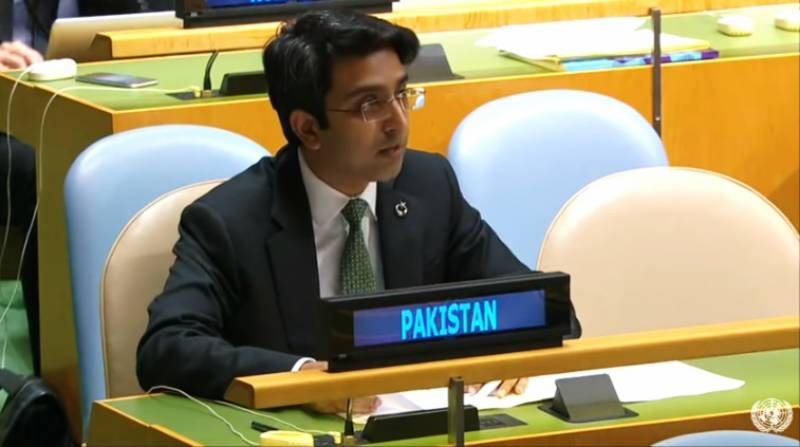 India committing state terrorism, carrying forward RSS agenda in Occupied Kashmir: Pakistan informs UN