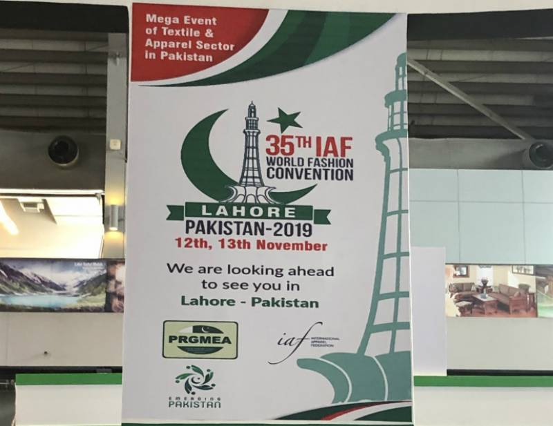 Lahore to host World Fashion Convention for the first time