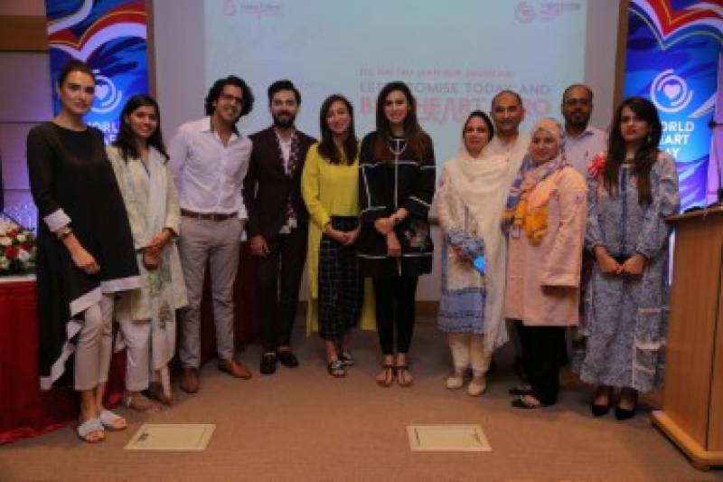 Tabba Heart Institute emphasizes on 'the ways to keep your Heart Healthy'