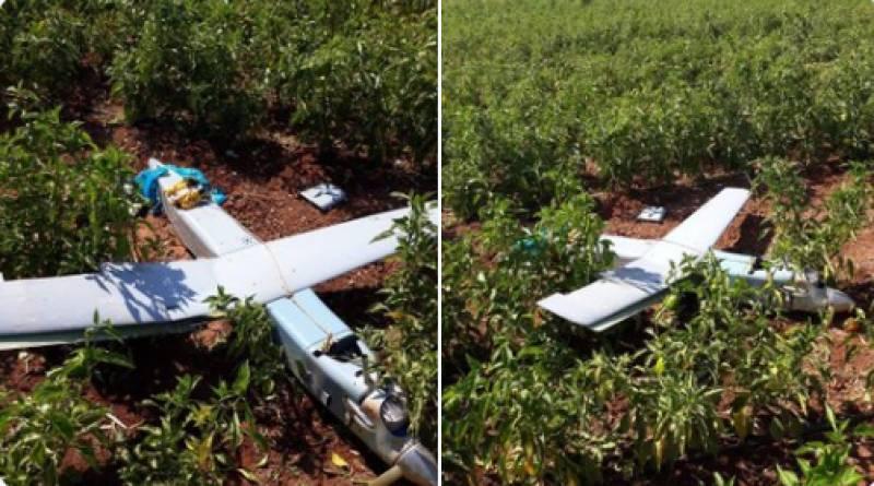 Turkish jets down unidentified drone near Syria border