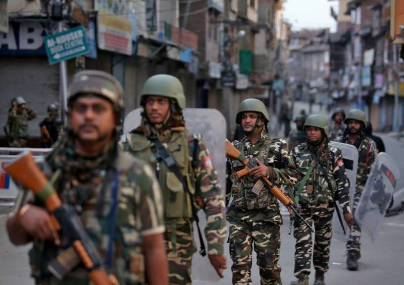 Indian military siege enters 57th consecutive day in Occupied Kashmir