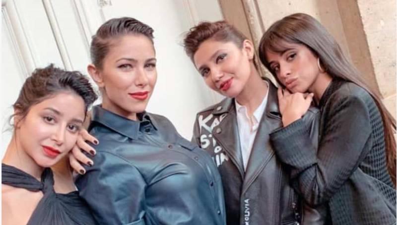 Mahira Khan slays at Karl Lagerfeld x L'Oreal Paris show