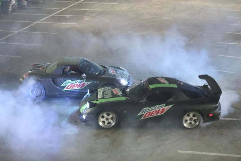 Mountain Dew sets pulses racing with Pakistan's biggest stunt show - Dew Moto Extreme