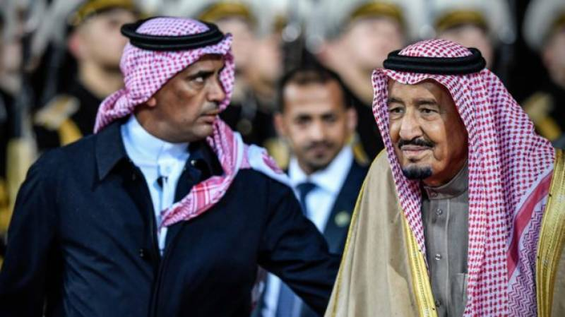 Saudi King's bodyguard shot dead by friend