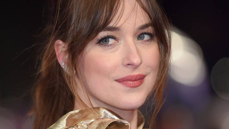 Dakota Johnson launches podcast for sexual assault victims