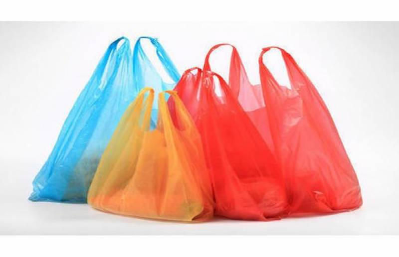 Sindh bans plastic bags from October 1