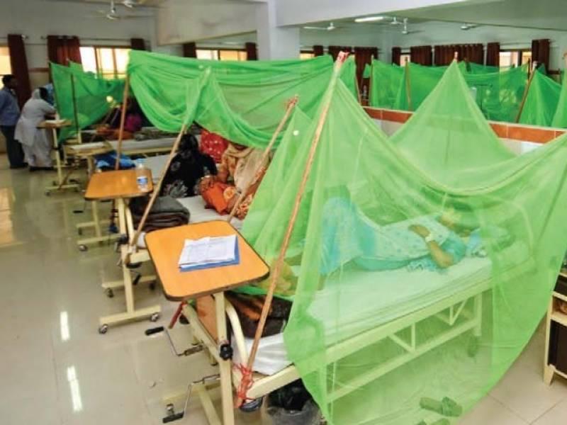 Dengue Response Unit confirms 3967 victims in KP