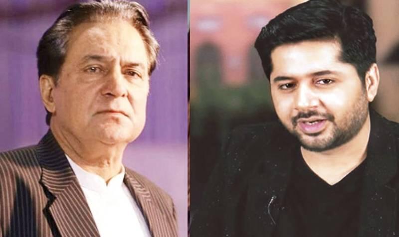 Imran Ashraf responds to Firdous Jamal's criticism